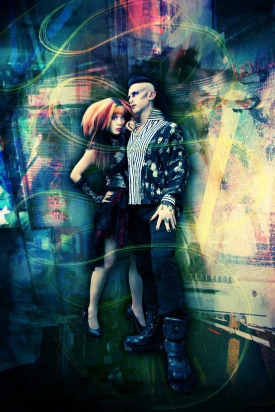 La Carmina & John Skeleton